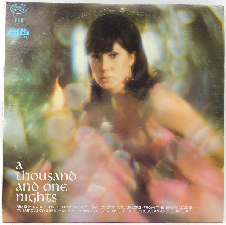 Various Artists: A Thousand and One Nights (2 Record Set) - LP Vinyl Record Album