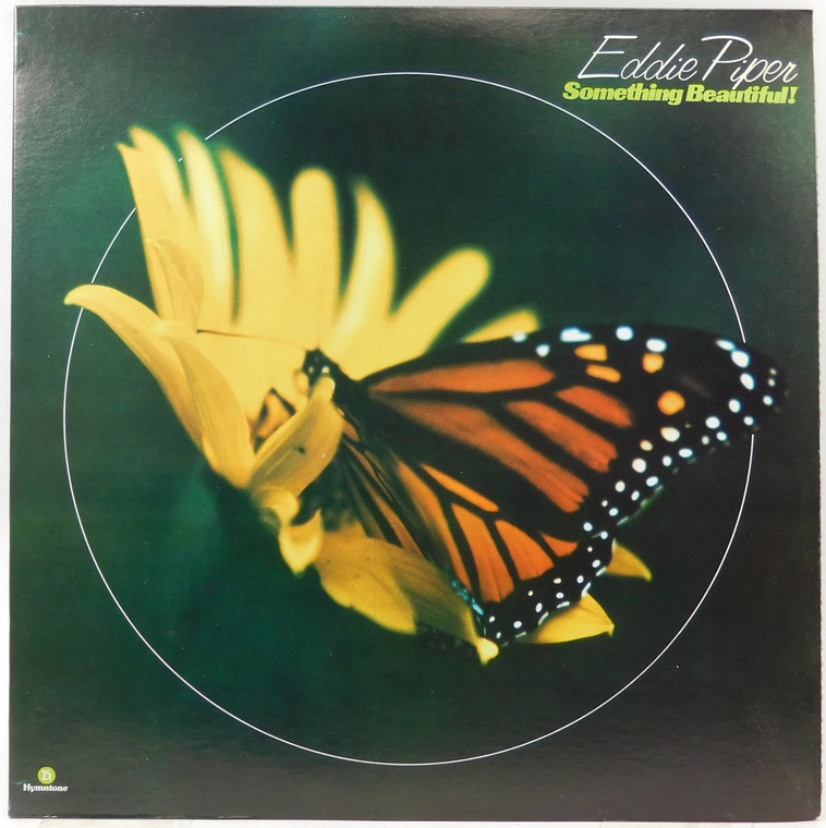 Eddie Piper: Something Beautiful! - LP Vinyl Record Album
