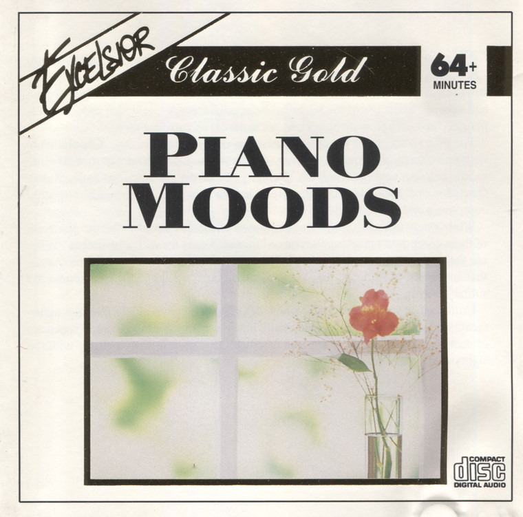 Piano Moods, Classic Gold - CD / Compact Disc