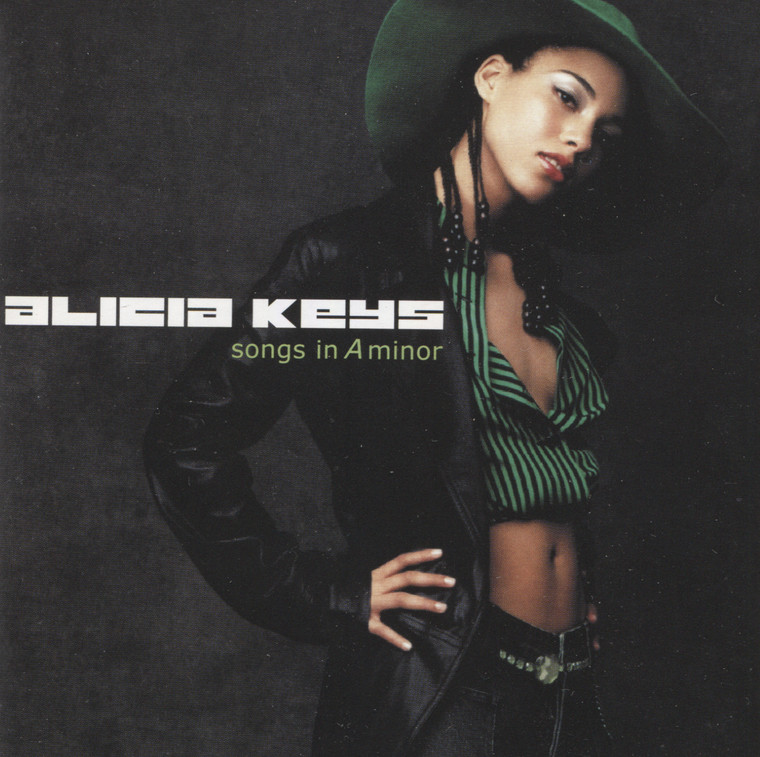 Alicia Keys: Songs in A Minor  - CD / Compact Disc