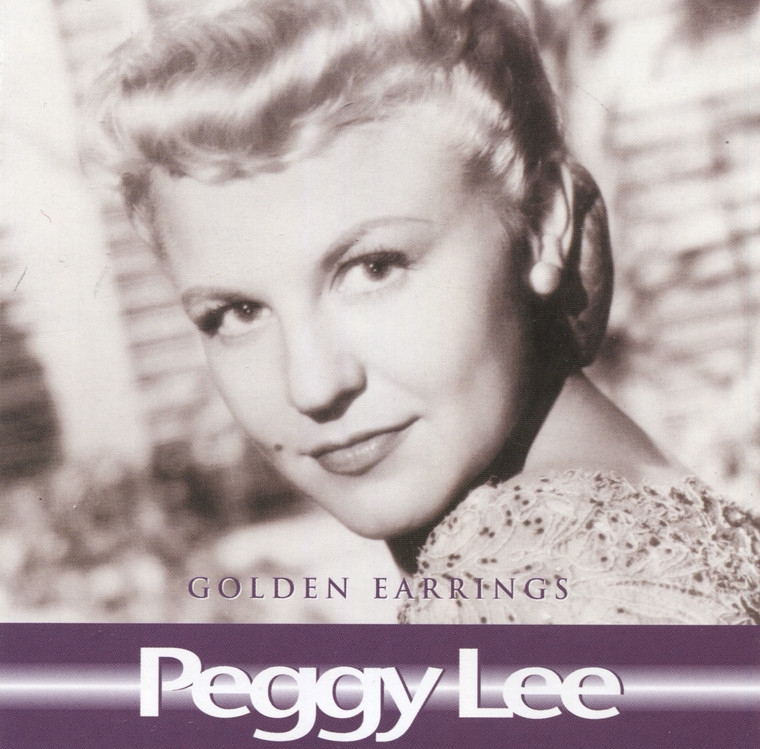 Peggy Lee: Golden Earrings - CD / Compact Disc
