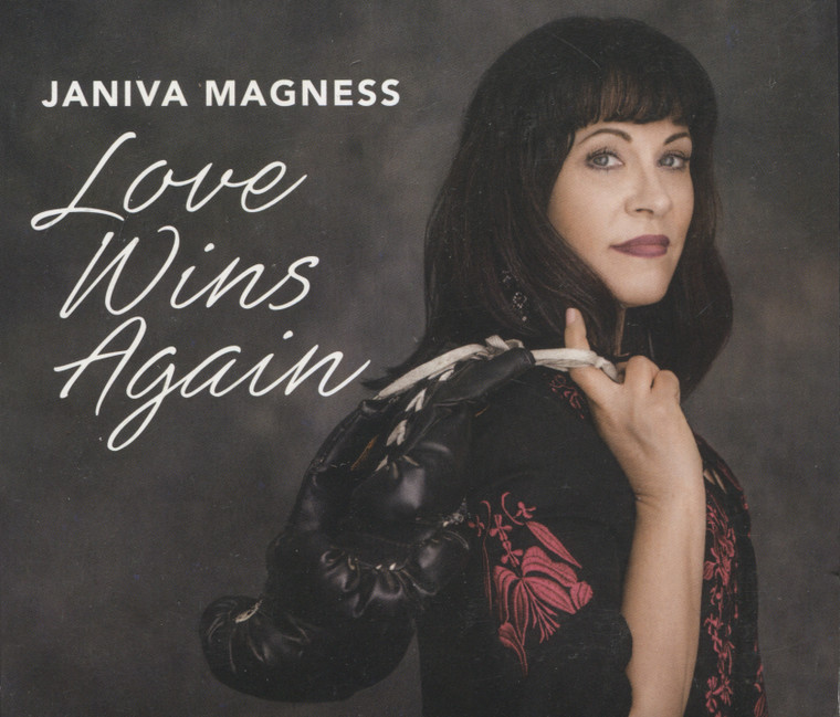 Janiva Magness: Love Wins Again - CD / Compact Disc