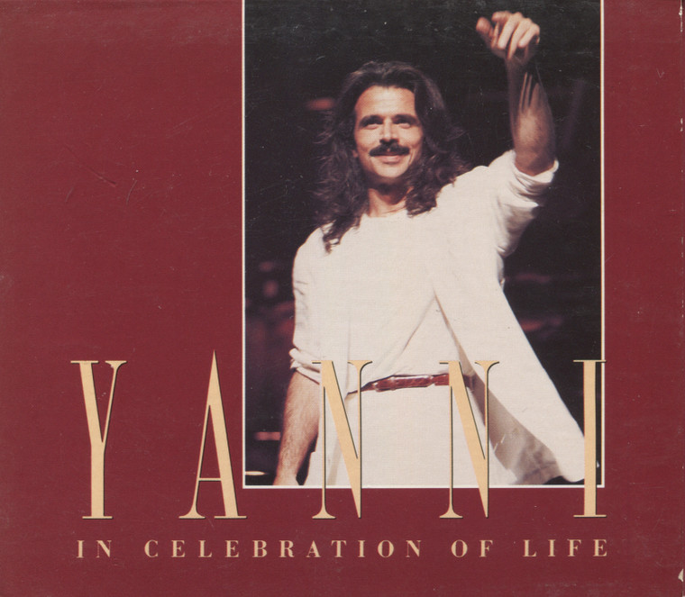 Yanni: In Celebration of Life - CD / Compact Disc