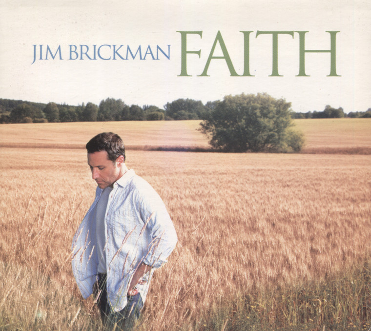 Jim Brickman: Faith - CD / Compact Disc
