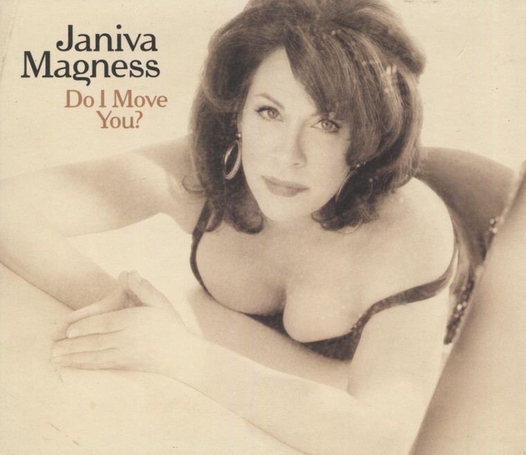 Janiva Magness: Do I Move You? - CD / Compact Disc