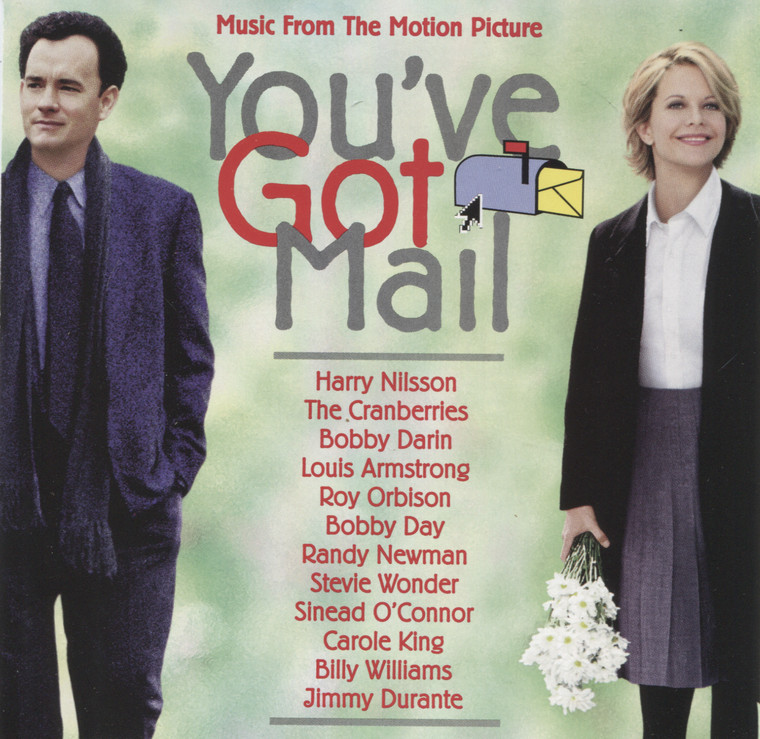 Various Artists: You've Got Mail, Soundtrack - CD / Compact Disc