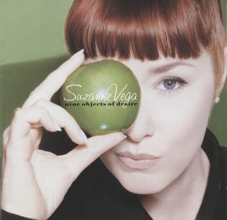 Suzanne Vega: Nine Objects of Desire - CD / Compact Disc