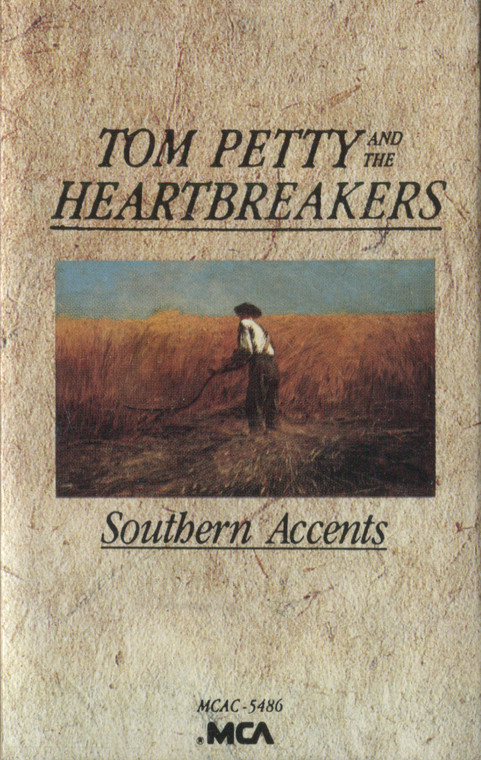Tom Petty and the Heartbreakers: Southern Accents - Vintage Audio Cassette Tape