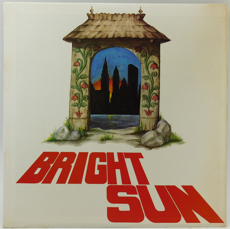 Bright Sun: Fenyes Nap - Hungary Import LP Vinyl Record Album