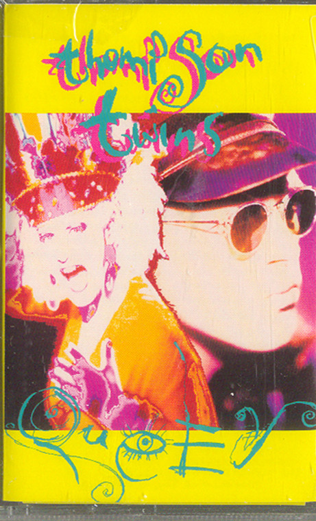 Thompson Twins: Queer -31425 Cassette Tape