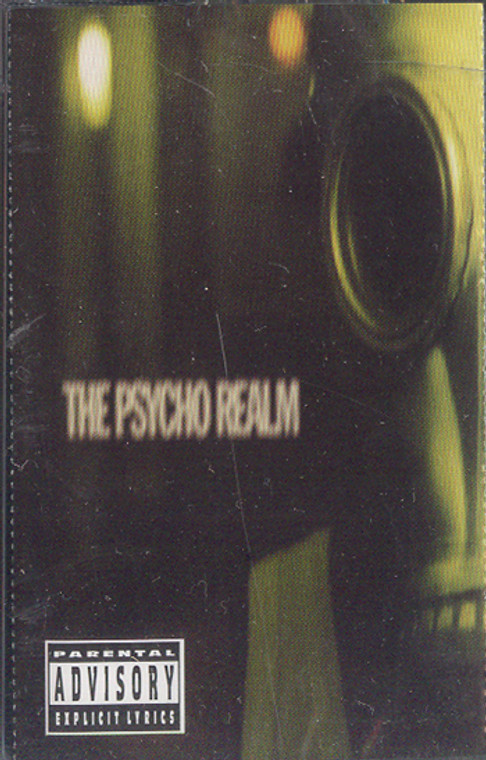 The Psycho Realm: Self-Titled Cassette Tape