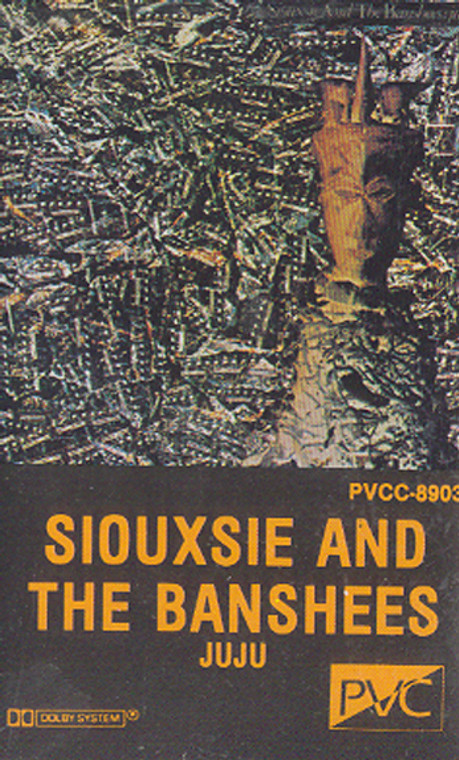 Siouxsie and the Banshees: JuJu -27630 Cassette Tape