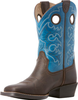 Youth Ariat Crossfire Toffe Bean