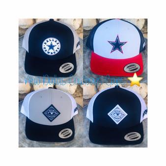 Dallas Cowboy Hooey Caps