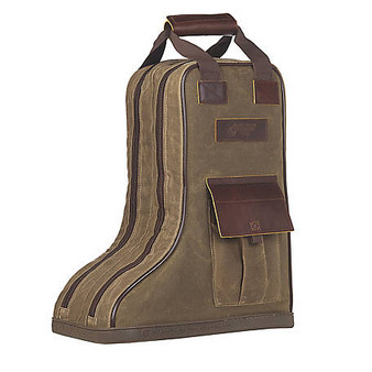3D Belt Canvas Boot Bag