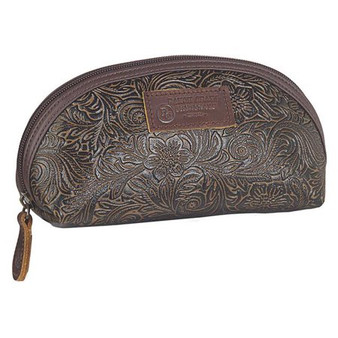 3D Belt Tooled Small Travel Bag - Small