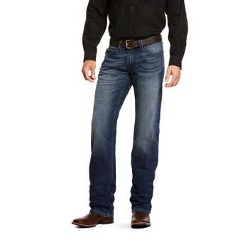 M5 Slim Stretch Angler Stackable Straight Leg Jean