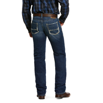 M5 Slim Stretch Tokyo Cooling Stackable Straight Leg Jean
