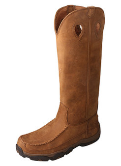 """Twisted X 17"""" Viperguard Snake Boots"""