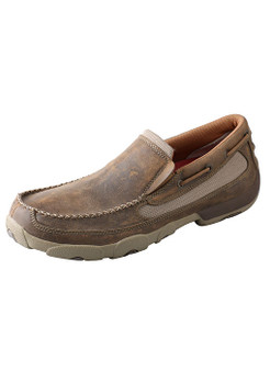Men's Twisted X  Slip-On Driving Moc