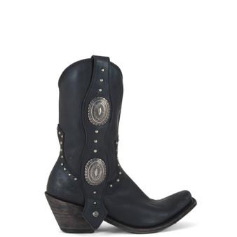 Liberty Black  Alexa Boot