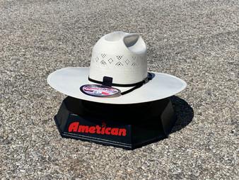 American Hat Company Straw Hat