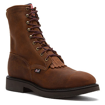 764 Steel Toe Justin Workboot