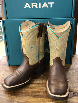 Youth Ariat Quickdraw Distressed