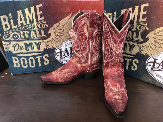 Laredo Red Boot