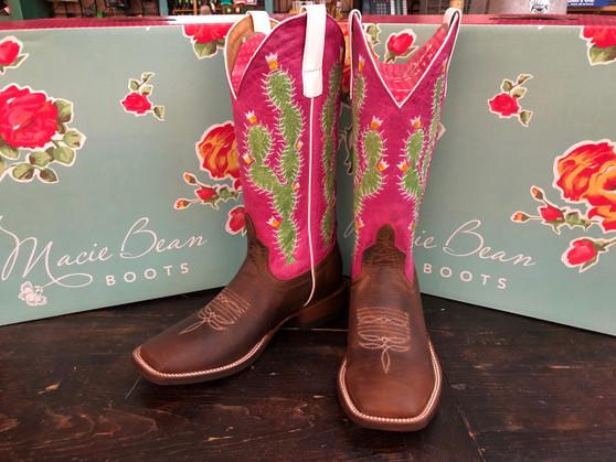 Macie Bean Cactus Boot