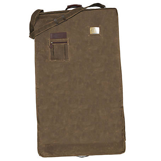 3D Belt Canvas Deluxe Garment Bag Tan
