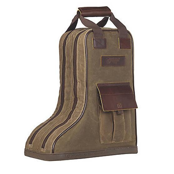 3D Belt Canvas Boot Bag