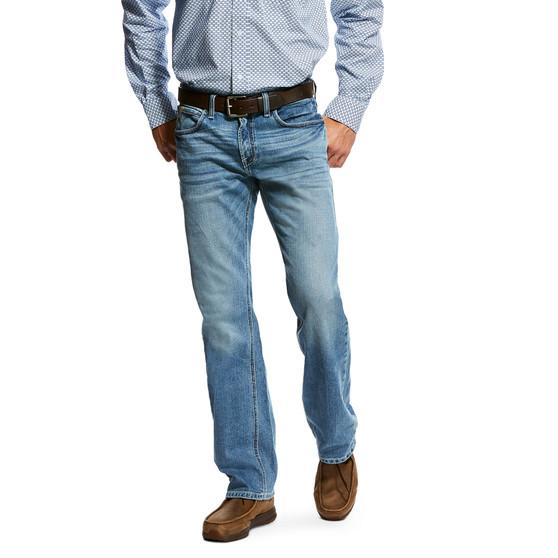 Ariat Men's M5 Mitch Straight Leg Jean