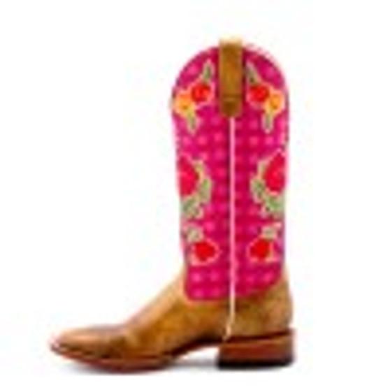 Boxy Lady Macie Bean Boot