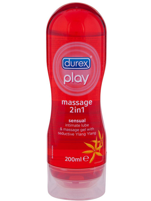 Durex Play Massage Sensual 200mL - Buy Lubricants Online
