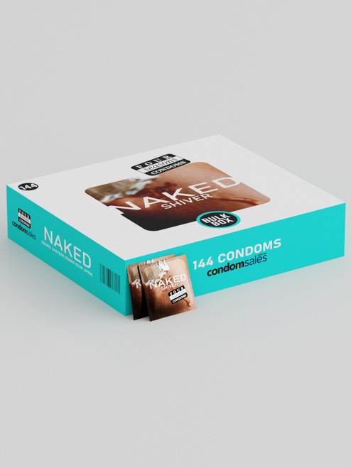 Four Seasons Naked Shiver Condoms  - Buy Condoms Online