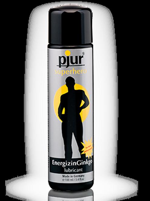 Pjur Superhero EnergizinGinko Water Based Lubricant  - Buy Lubricant Online