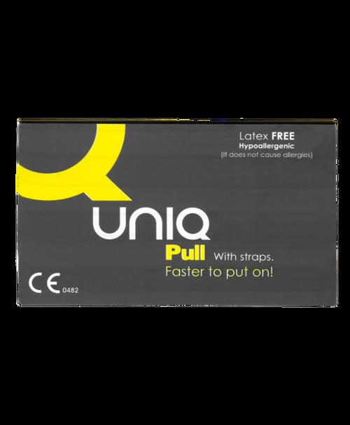 Glyde Unique Non-Latex Condoms (3 Pack)  - Buy Condoms Online