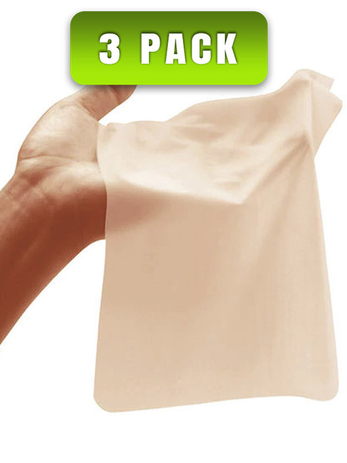 Glyde Sheer Dams Creme/Vanilla - CondomSales.com.au
