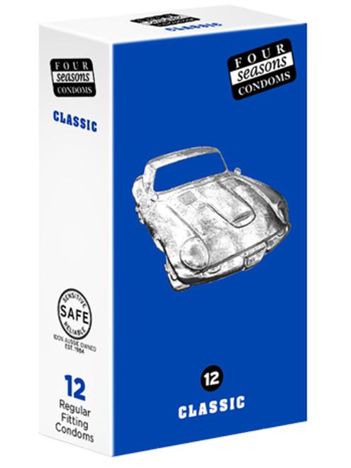 Four Seasons Classic Condoms 12 Pack - Buy Condoms Online