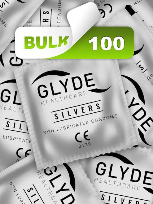 Glyde Non Lube Condoms Bulk.