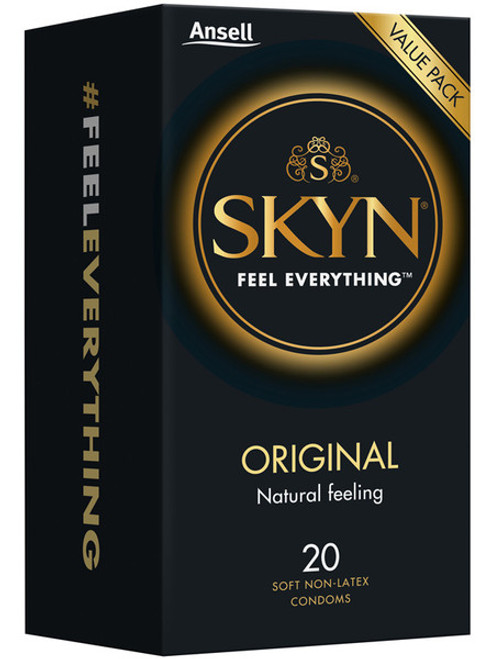 Skyn Non-Latex Condoms