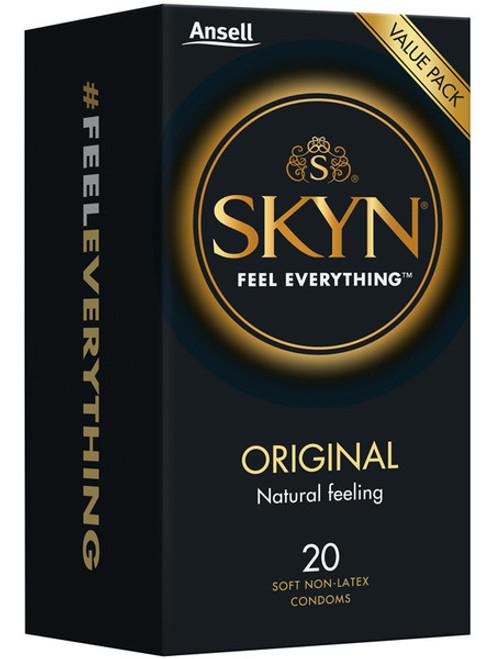 Skyn Non-Latex Condoms