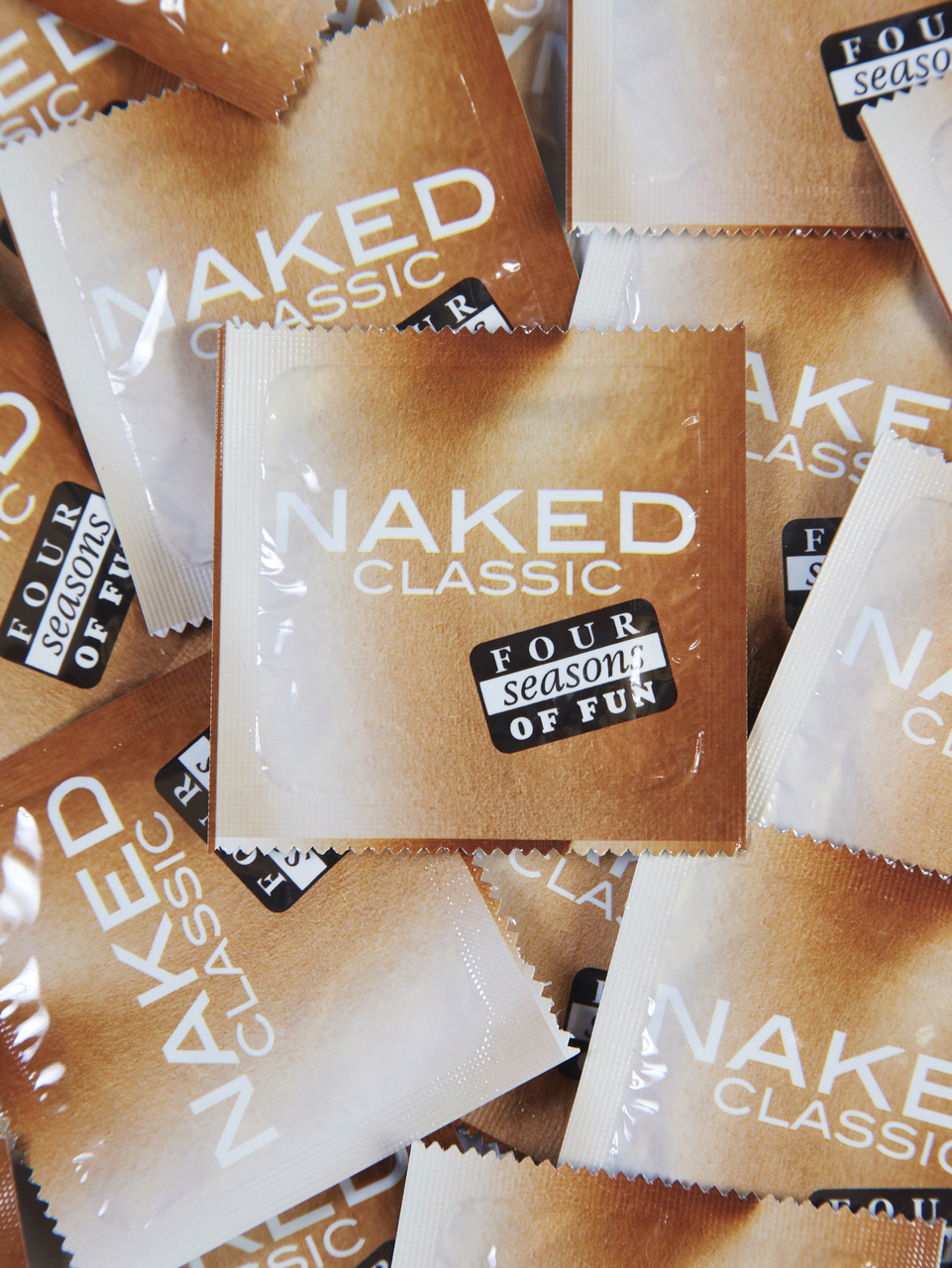 Four Seasons Naked Condoms (24 loose packed) - Buy Condoms Online