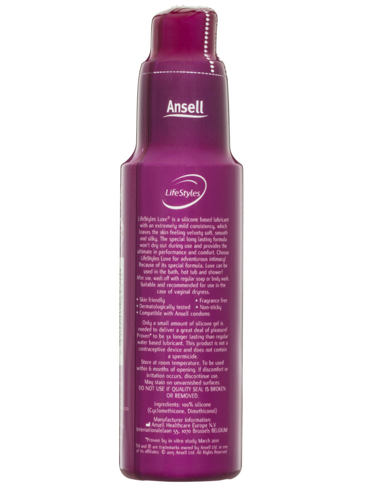 Ansell Infiniti Lubricant