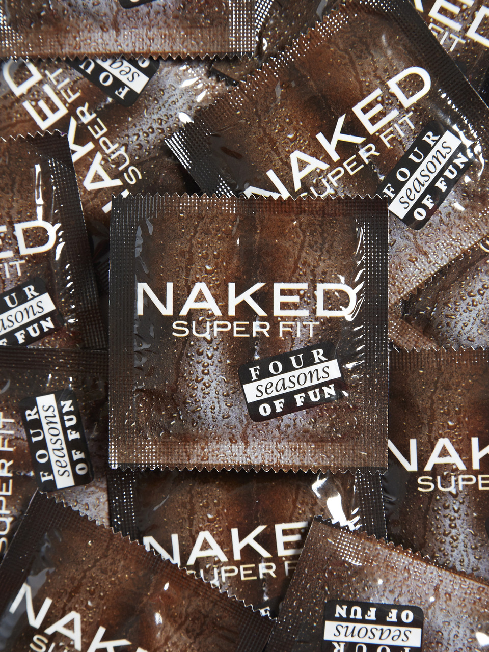 Four Seasons Naked Super Fit 56mm Condoms (24 loose packed)  - Buy Condoms Online