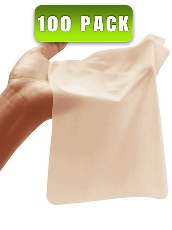 Glyde Sheer Dams Creme/Vanilla (100 Bulk) - Buy Glyde Sheer Dams Online