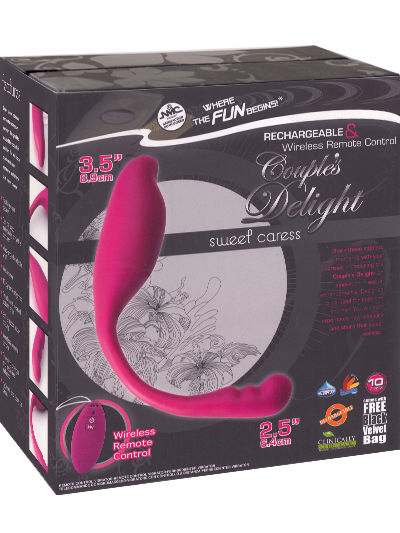 Couples Delight Vibrator