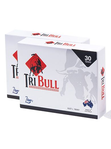 Tri Bull Performance Pills