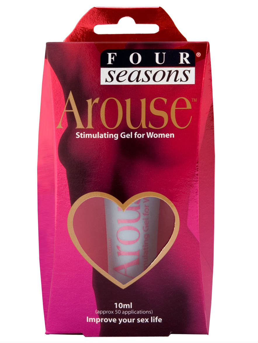 Arouse by Four Seasons - Stimulating Gel For Women